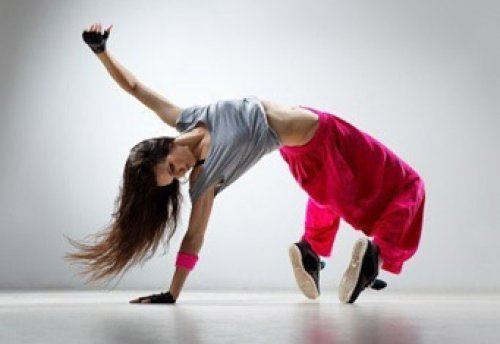 Танцы – лучший способ держать себя в форме