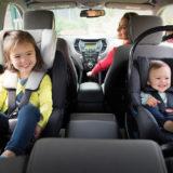 Автокресла детские для путешествий с ребенком